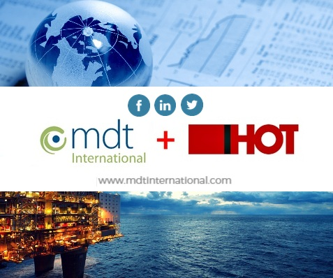 MDT International Raise the Temperature in Europe with HOT Engineering Partnership